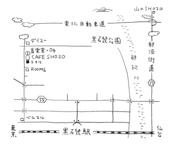SHOZO花展map0333