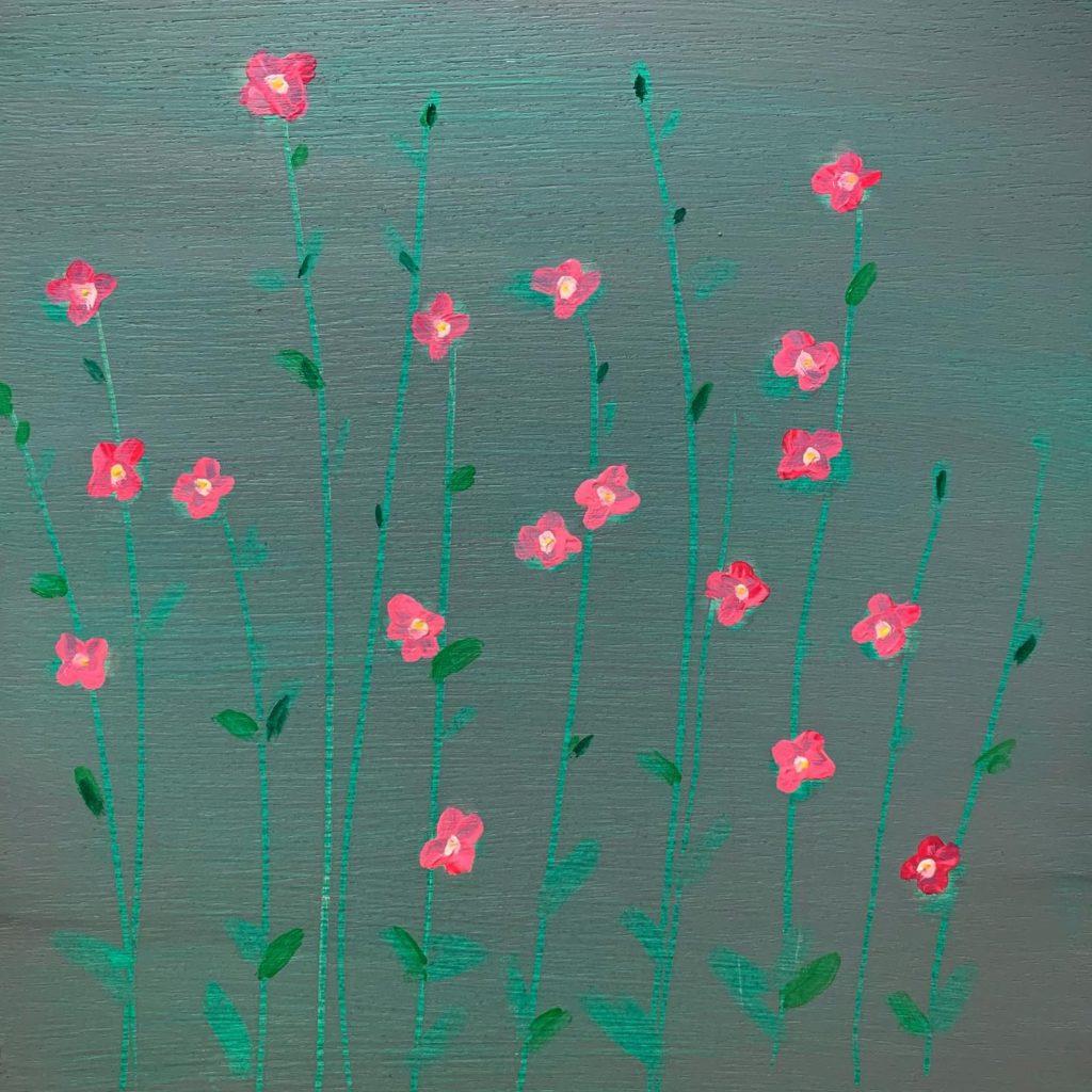 ぺんぺん草 桜